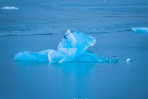 nature iceberg formation on sea outdoors