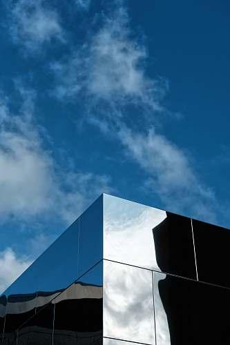 sky  azure sky