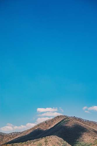 blue landscape photography of mountains outdoors