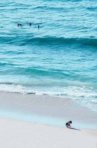 outdoors toddler enjoying on beach ocean