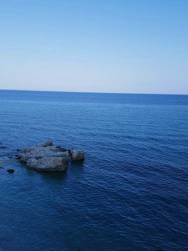 nature blue body of water ocean