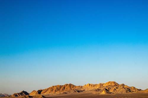 nature landscape photography of desert outdoors