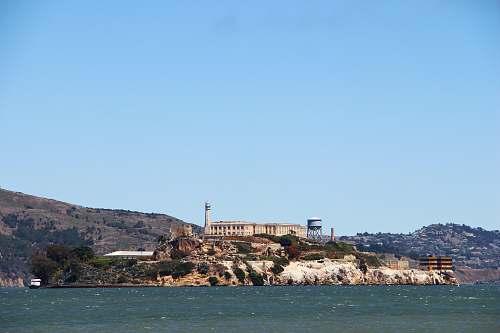 sea Alcatraz Prison photo during daytime san francisco
