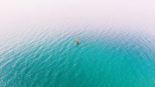 ocean body of water nature