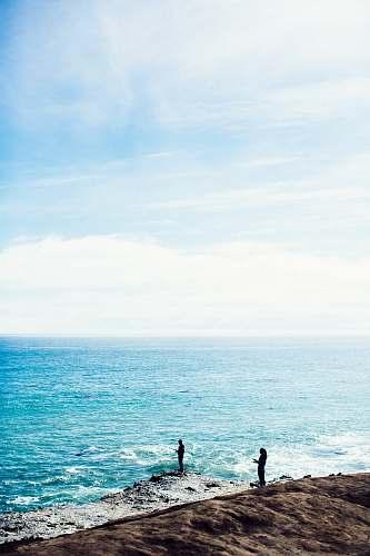 nature ocean view during daytime ocean