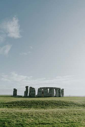 field Stonehenge stonehenge road