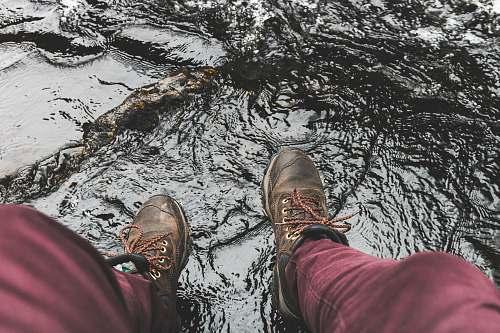shoe  river