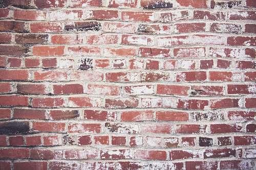 wall brown bricked wall san luis obispo