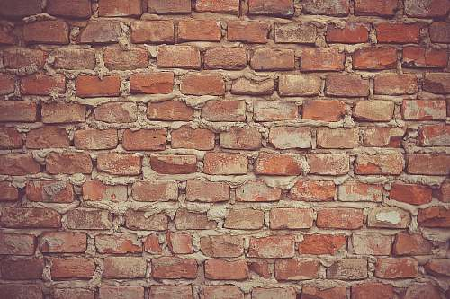photo background brown concrete bricks texture free for commercial use images