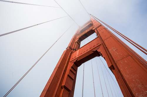 photo golden gate bridge Golden Gate Bridge, San Francisco California in low angle photography san francisco free for commercial use images