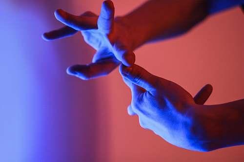 garage person showing hand gesture moskva