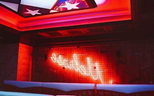 hearth red LED Melrose wall decor melrose