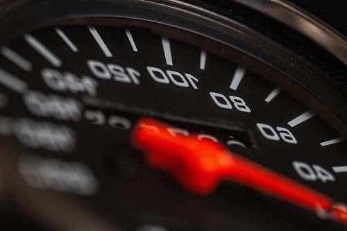 wristwatch black vehicle instrument cluster panel tachometer