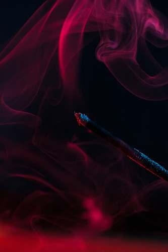 person red smoke digital wallpaper smoke