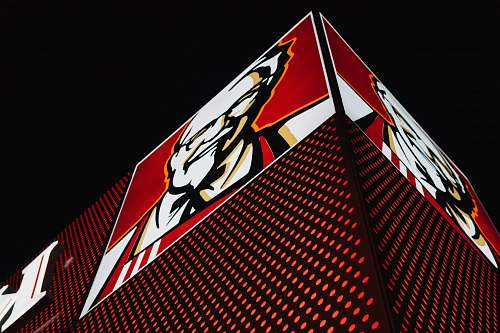 trademark KFC emblem symbol