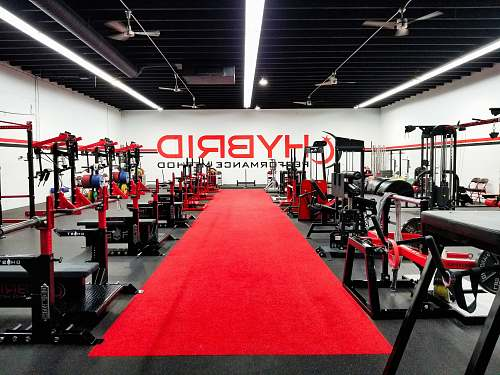 hybrid performance method gym  northwest 27th street