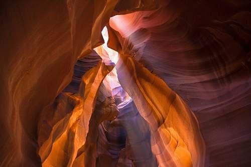 cave Grand Canyon Arizona wallpaper
