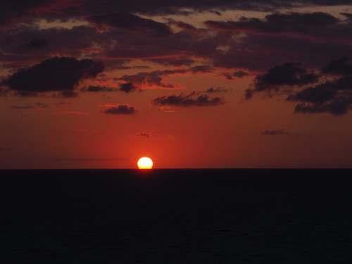 outdoors sunset photography dusk