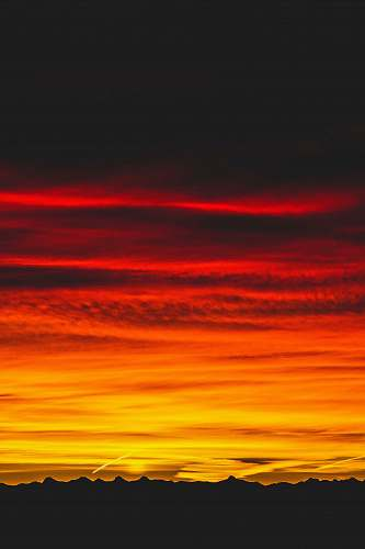 sunset time-lapse photography of sunset outdoors