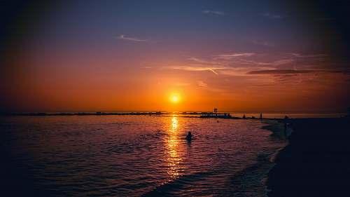 dawn  sunlight