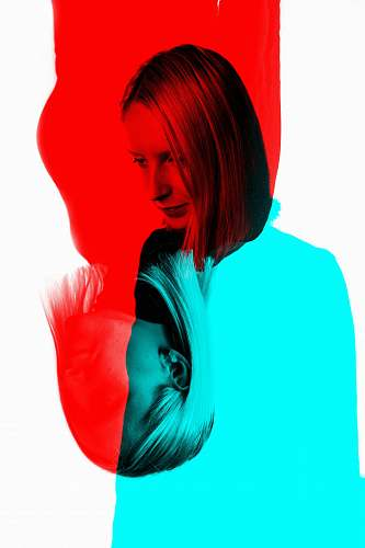 person photograph of woman digital wallpaper human
