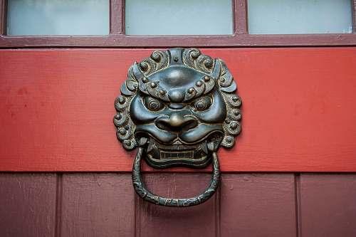 handle black dragon door knocker door knocker