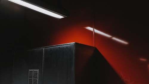 interior black steel cabinet barcelona