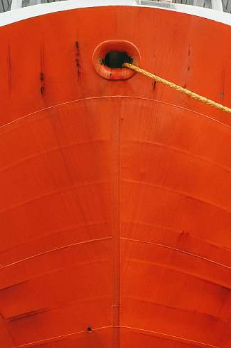 photo bergen orange steel boat norway free for commercial use images