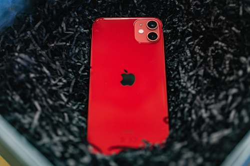 electronics PRODUCT RED iPhone 11 phone