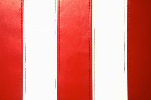 strap red and white striped wallpaper accessories
