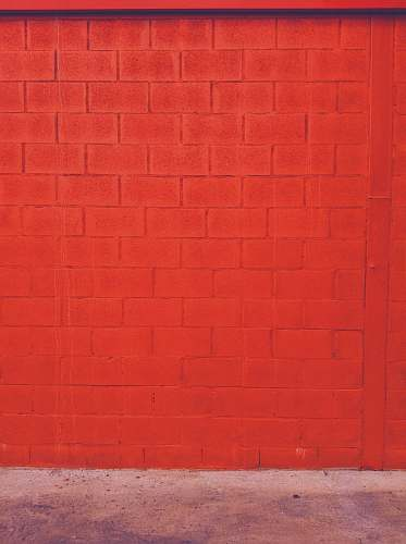 wall red brick wall brick