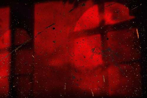 art red garment texture