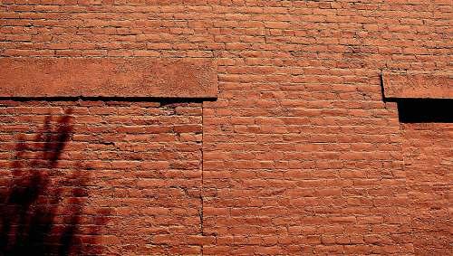 brick selective photograph of brick wall wall