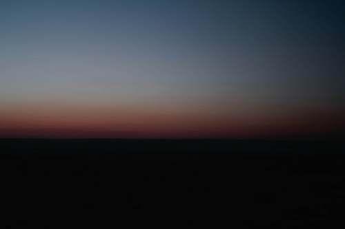 horizon  outdoors