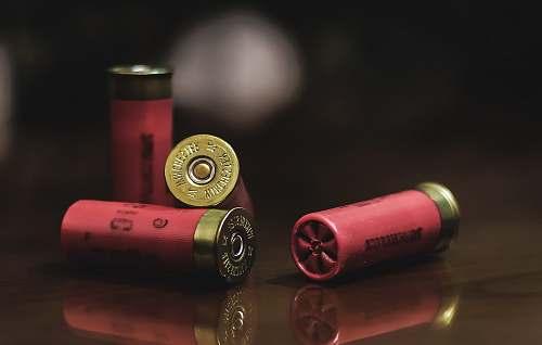 france red and gold shotgun shells wine