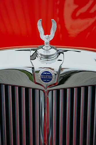 trademark Rolls-Royce emblem logo