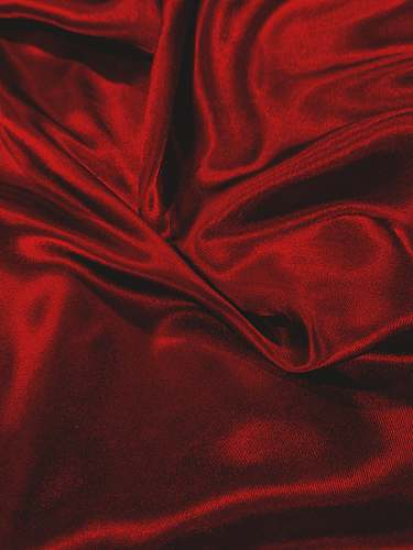 brown red textile red