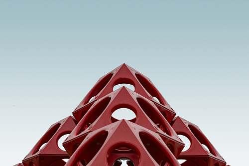 copenhagen red geometrical structure denmark
