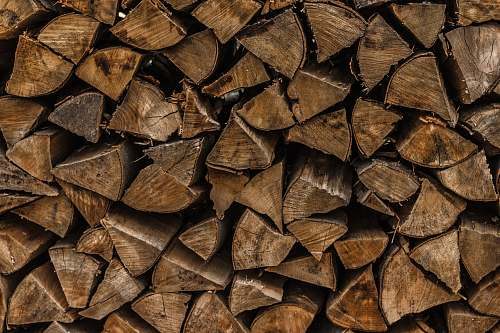 photo texture brown firewood natural free for commercial use images
