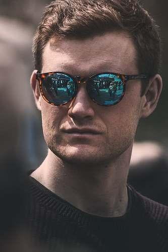 people man wearing sunglasses human