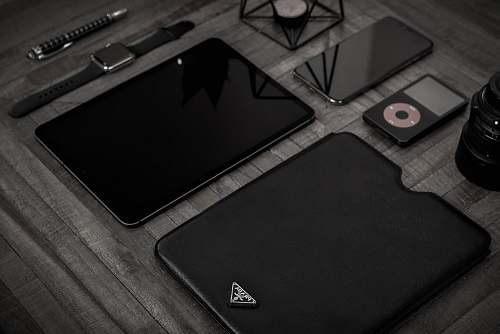 computer black iPad black
