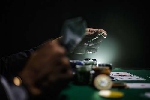 game selective focus photography of poker chips johannesburg