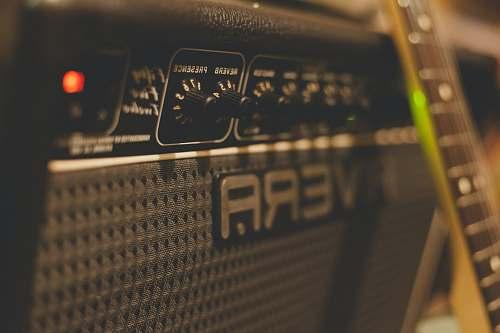 neston close up photography of guitar amplifier united kingdom