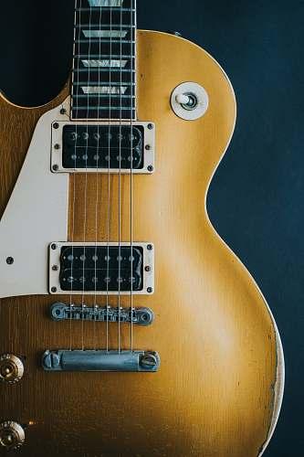 guitar closeup photography of electric guitar electric guitar