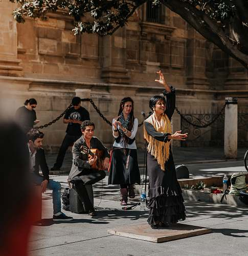 human group of people playing musical instruments musical instrument