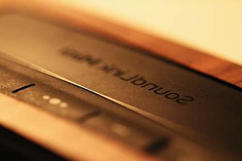 brown  radio