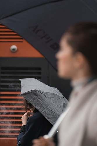 people woman holding umbrella umbrella