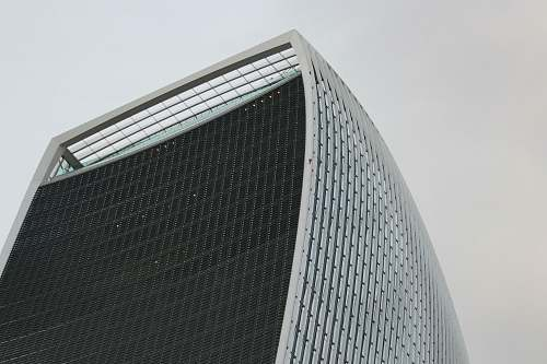 architecture black and white concrete building skyscraper