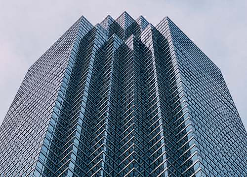 city low angle photo of architectural building architecture
