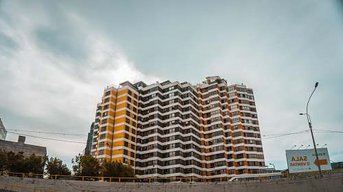 photo condo white and brown high rise building housing free for commercial use images